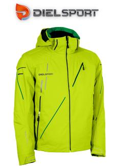 DIEL Skijakke, Grøn
